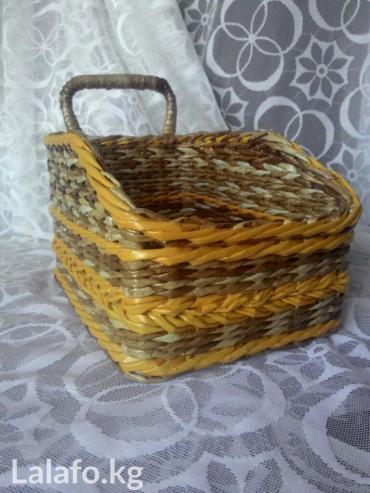 Коробочки для специй, плетенные из в Бишкек