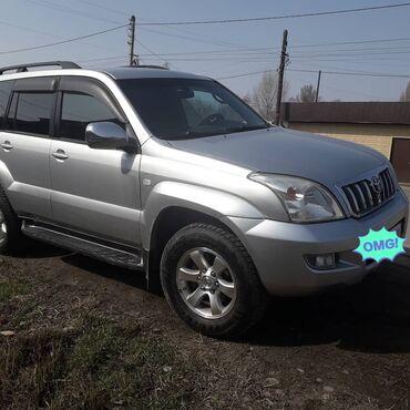 автомобильные шины для внедорожников в Кыргызстан: Toyota Land Cruiser Prado 2.7 л. 2007