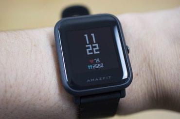 Bakı şəhərində Smart Qol saatı