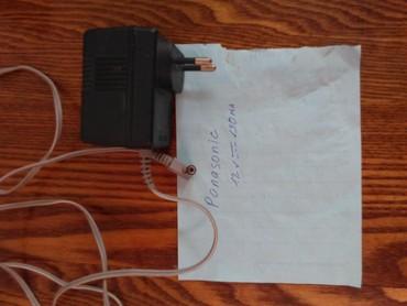 блоки питания для ноутбуков samsung в Кыргызстан: Блок питания для Панасоник,200 сом