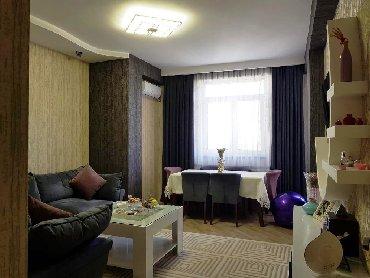 17 kvadratmetr olan otaq - Azərbaycan: Mənzil satılır: 2 otaqlı, 88 kv. m