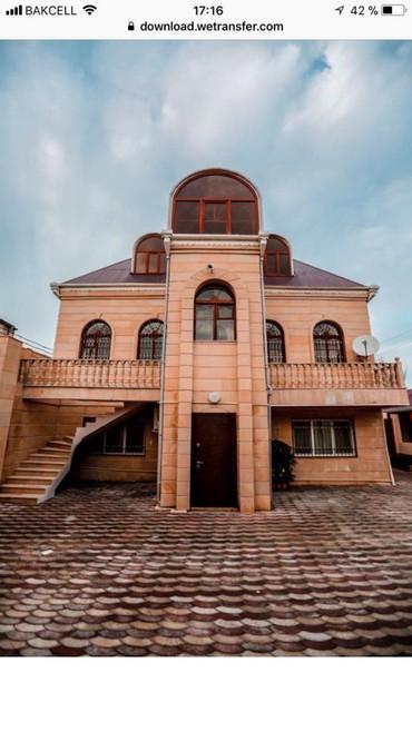 Продажа, покупка домов в Азербайджан: Продажа Дома от посредника: 250 кв. м, 6 комнат