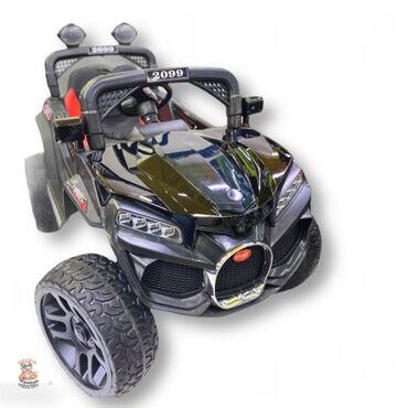 Детский электромобиль baggi️  на этом дерзком багги будет здорово смот