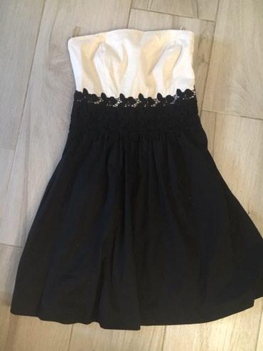 Esprit haljinica jednom nosena, vel.38,duzina 78cm, struk 37cm, grudi - Novi Sad