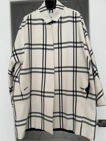 Женское пальто, бренд mango