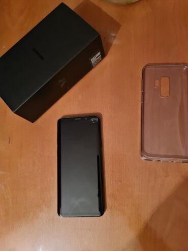 s9 samsung - Azərbaycan: Samsung Galaxy S9 Plus 64 GB qara