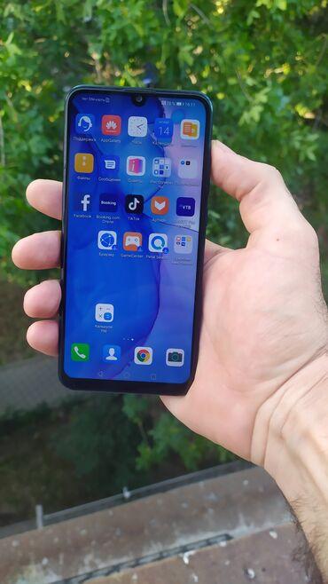 10256 elan | MOBIL TELEFON VƏ AKSESUARLAR: Huawei P Smart | 64 GB | Göy İşlənmiş | Barmaq izi, İki sim kartlı, Face ID