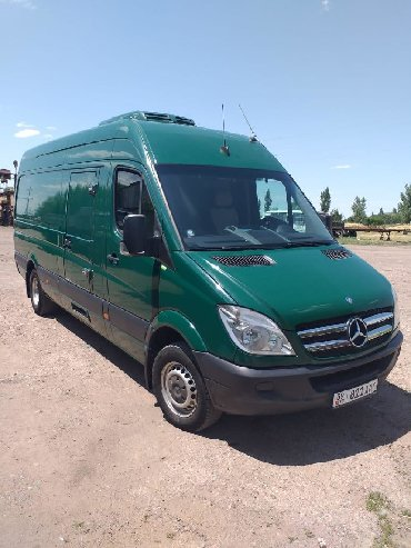 mercedes шестисотый в Кыргызстан: Продаю Mercedes Benz sprinter Rex