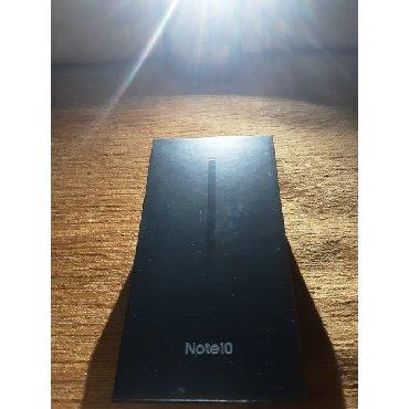 Καινούργιο Samsung Note 10 256 GB μπλε