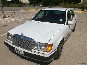 Mercedes-Benz E 200 2 l. 1991 | 337000 km