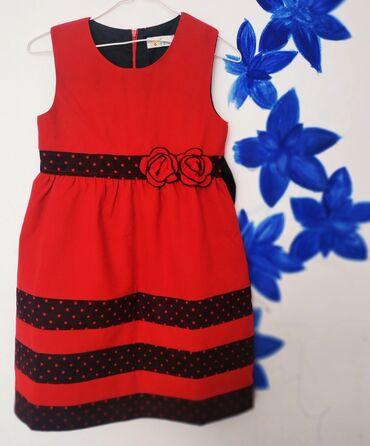 Тёплое, зимнее платье, сарафан. 10 - 11 лет (кашемир)