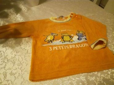 Polovna plisana bluzica,velicina 6 meseci - Svilajnac
