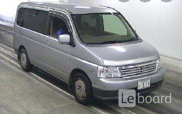 Минивен авто - Кыргызстан: Сдаю в аренду: Внедорожник, Легковое авто | Honda