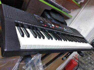 flas - Azərbaycan: Pianino elektron 5 oktava həcmində flas kartli