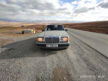 двигатель мерседес 124 2 3 бензин в Кыргызстан: Mercedes-Benz B 200 2 л. 1985 | 378679 км