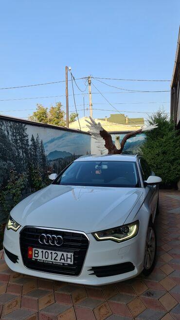 купить диски шницер в Кыргызстан: Audi A6 2 л. 2013 | 52500 км
