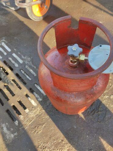 винтиль в Кыргызстан: Продаю газ балон винтильовый 27 литр с газом !!!! Доставка по городу