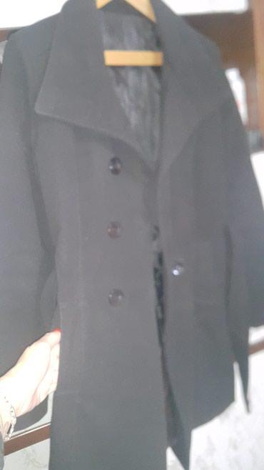 Zenski crni kaput L - Crvenka