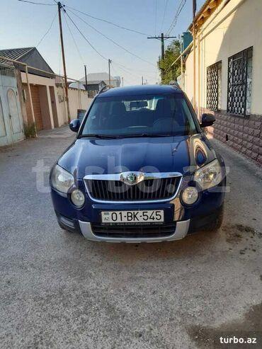Skoda - Azərbaycan: Skoda Yeti 1.2 l. 2010 | 123000 km