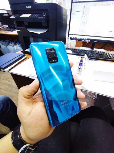 редми 9а цена в бишкеке в Кыргызстан: Xiaomi Redmi Note 9S   64 ГБ   Голубой   Новый   Гарантия, Сенсорный, Отпечаток пальца