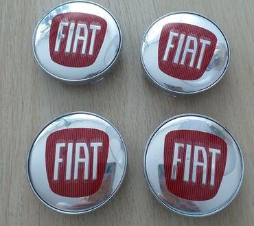 Tuning i styling oprema - Srbija: Fiat čepovi spoljašni prečnik 60 mm.Unutrašnji prečnik čepa 56