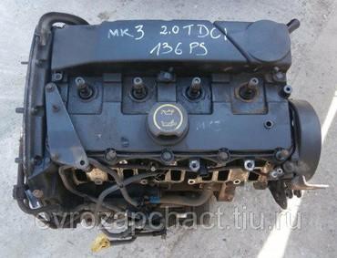 Мотор на форд мондеу 2001- 2005 с навесным в Лебединовка