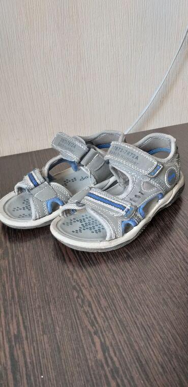 Детские летние сандалии размер 25 европейского качества бу не порваны