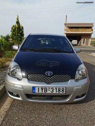 Toyota Yaris 1.4 l. 2004 | 156000 km