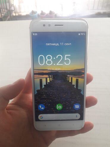 zapchasti na telefon в Кыргызстан: Б/у Xiaomi Mi A1 64 ГБ Белый