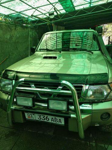 диски на внедорожник в Кыргызстан: Nissan Patrol 3 л. 2000