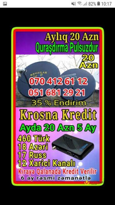 krosnu - Azərbaycan: Krosna antena kredit sifarişikrosnu sifarişi peyk antena
