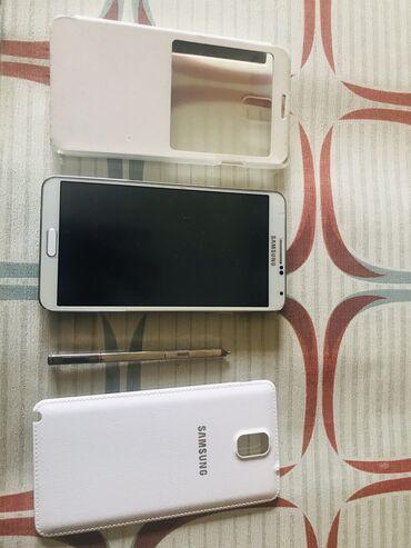Za delove Samsung Galaxy Note 3 bela