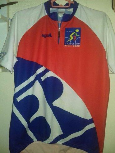 Biciklisticka-majica - Srbija: Ekstra muška majica. biciklisticka. Italy