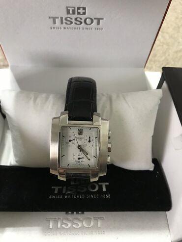 Серые Мужские Наручные часы Tissot