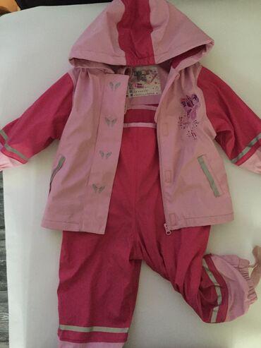 Ruska kapa - Srbija: Ski odelo za devojčice vel.86/92Cena 1800 dinara0delo je postavljeno a