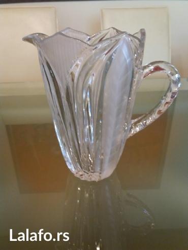 Kristalni bokal -kristal zajecar - Sombor