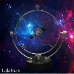 Izuzetno dopadljivog izgleda kineticko orbitalno klatno je najlepsi - Zrenjanin