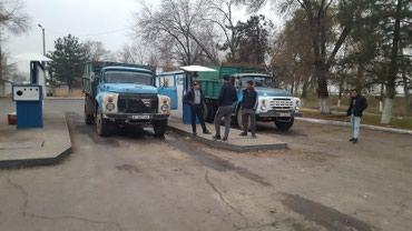 Доставко грузов песок грави глина в Бишкек