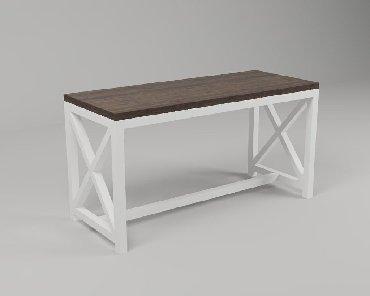 Стол Лофт Если вы решили оформить кухонное пространство в стиле лофт
