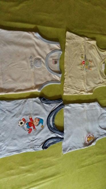 Majice za decake od godinu dana.Polovne,vidljivi tragovi nosenja i - Petrovac na Mlavi