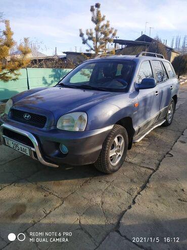 купить обруч для талии в Кыргызстан: Hyundai Santa Fe 2.4 л. 2002