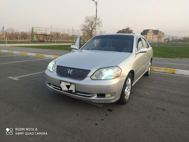 Toyota Mark II 2.5 л. 2002 | 250000 км