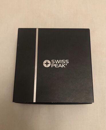 зарядка для смартфонов в Азербайджан: Wireless Swiss Peak