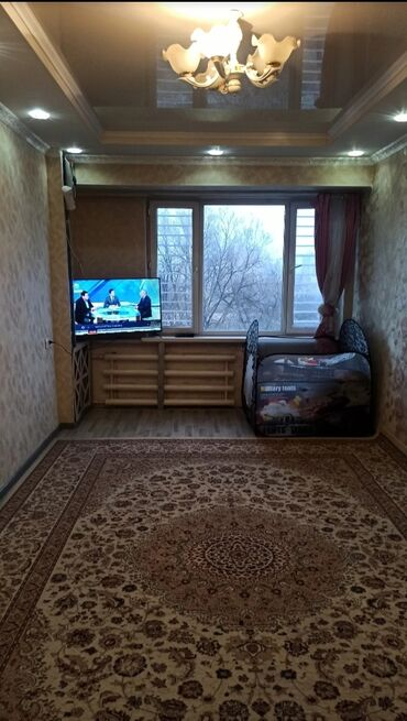 Продается квартира:Индивидуалка, Ошский рынок, 2 комнаты, 49 кв. м