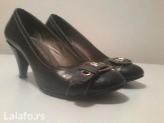 Ženska obuća | Majdanpek: Kozne cipele u odlicnom stanju, nosene samo dva puta, bukvalno su kao
