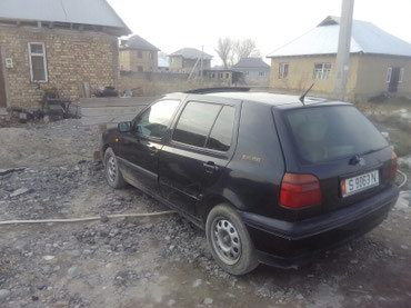 Volkswagen Golf 1995 in Бишкек - photo 2