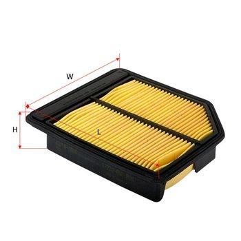 avtomobil honda - Azərbaycan: Hava filteri  HONDA: CIVIC VLL 1.4/1.8 06-  Hava filteri Sakura A1665