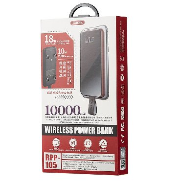 Remax Wireless 10000