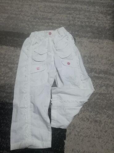 Pantalone 3-4 years Korisceno svega par puta