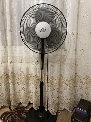 Вентилятор с пультом управления